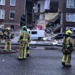 Hollanda'nın Lahey'de kentinde patlama!