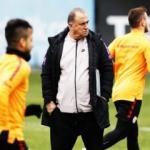 İşte Galatasaray'ın Göztepe kadrosu