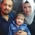 Minik Ayşe Miray'ın cenazesini dedesi teslim aldı