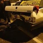 Asker uğurlama konvoyunda trafik kazası: 4 yaralı