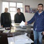 Bismil Ziraat Odası Başkanı Arslan güven tazeledi