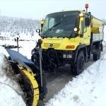 Bozdağ'da mahsur kalanları belediye ekipleri kurtardı