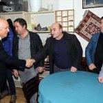 Yenimahalle Belediye Başkanı Yaşar'dan dernek ziyareti