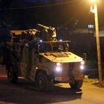Suriye sınırına komando sevkiyatı