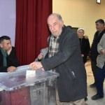 Gümüşhacıköy Ziraat Odası'nda başkanlık seçimi