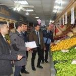Bitlis'te gıda denetimi