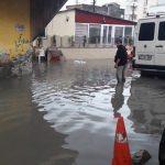 Hatay'da şiddetli yağış