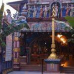 ABD'de nefret suçu! Hedef Hindu tapınağı
