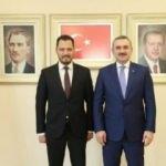 AK Parti'den Çatalca'ya yeni ilçe başkanı