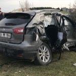Cip ile midibüs çarpıştı: 11 yaralı