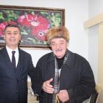 Başkan adayı Şimşek'tan eski belediye başkanlarına ziyaret