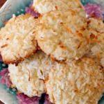 Kolay hindistan cevizli kurabiye nasıl yapılır?