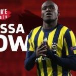 Moussa Sow transferine türkülü tanıtım!