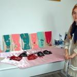 Hasköy'de kadınlardan mesleki kurslara ilgi