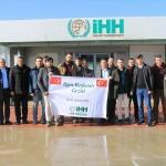 Reyhanlı'daki İHH tesisilerine ziyaret