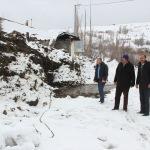 Zara Ziraat Odası'ndan köy ziyareti