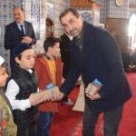 """Samsun'da """"Haydi Çocuklar Camiye"""" projesi sona erdi"""