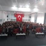 """Ilgın'da """"2023 Eğitim Vizyonu"""" semineri düzenlendi"""