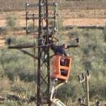 Yüksek gerilim hattında akıma kapılan işçi öldü