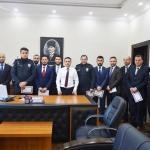 Sorgun'da başarılı polisler ödüllendirildi