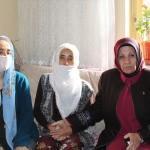 Türkmenoğlu'ndan hasta ziyaretleri