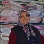 Bünyan ticaretine kadın esnaf katkısı