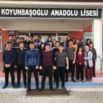 Yerköy'de öğrencilere polislik mesleği anlatılıyor