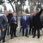 Kültür ve Turizm Bakan Yardımcısı Dursun, Cizre'de