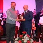Merzifon'da Türk Sanat Müziği konseri
