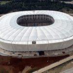 Adana Stadı'nın çatısı tamamlandı