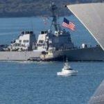 ABD savaş gemileri bölgeye girdi, Çin rest çekti! İngiltere'den hamle