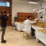 Tarihi altın varaklı eserler hayata döndürülüyor