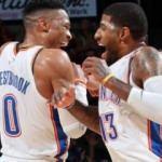 Westbrook tarihe geçti