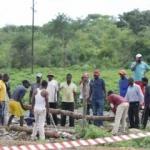 Zimbabve'de maden göçüğü: Canlı çıkamayacaklar!