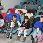 """Gümüşhacıköy'de """"Öğrenciler Sinemayla Buluşuyor"""" Projesi"""