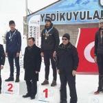 Üniversiteler Arası Kuzey Disiplini Kayak Yarışması