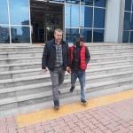 Keşan'da araması olan zanlı tutuklandı