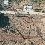 İzmir'de heyelan nedeniyle tahliye edilen ev sayısı arttı