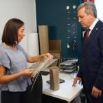 Ege Üniversitesi Teknoparkı'nda temiz teknoloji başarısı
