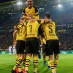 Gol düellosunda 3 puan Borussia Dortmund'un