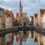 Sokakları çikolata kokan şehir: Brugge