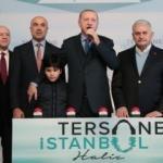 Türkiye'de bir ilk! Erdoğan temelini attı