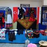 Öğrenciler Türk, Afgan ve Irak kültürünü tanıdı