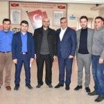 AK Parti Siirt Belediye Başkan adayı İlbaş, eğitimcilerle bir araya geldi