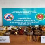 Zonguldak'ta kaçakçılık operasyonu