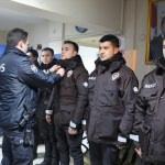Edirne'de bekçiler işbaşı yaptı