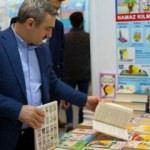 Bayram Şenocak, Yenikapı'daki festivali ziyaret etti