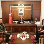 Kenan Sofuoğlu'ndan Vali Nayir'e ziyaret