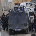 Cizre'de taşlı-sopalı kavga: 5 yaralı