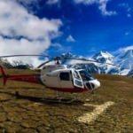 Nepal'de bakanı taşıyan helikopter düştü!
